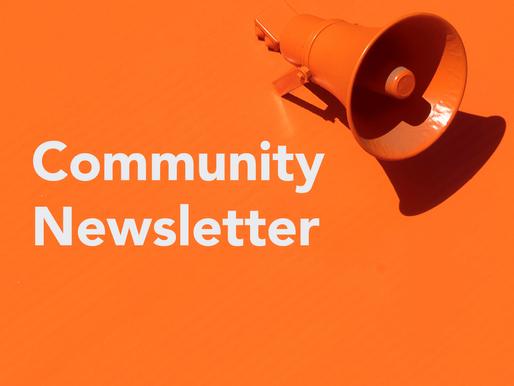 October Community Newsletter