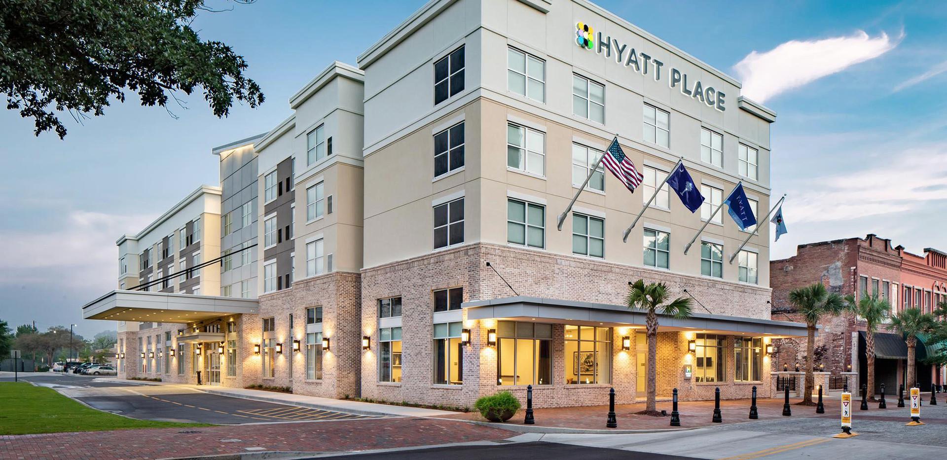 Hyatt Place Sumter South Carolina