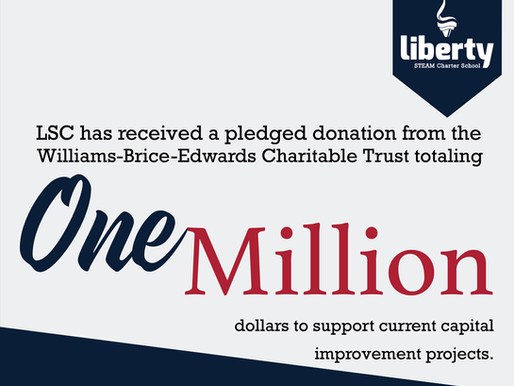 LSC Receives $1 million Pledged Donation From Williams-Brice-Edwards Trust
