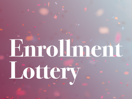 Final call for Fall 2020 Enrollment Period