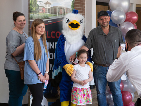 """""""Welcome to Liberty"""" event held at Morris College"""