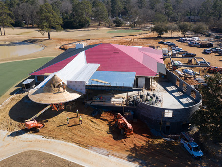 Clubhouse Construction Update
