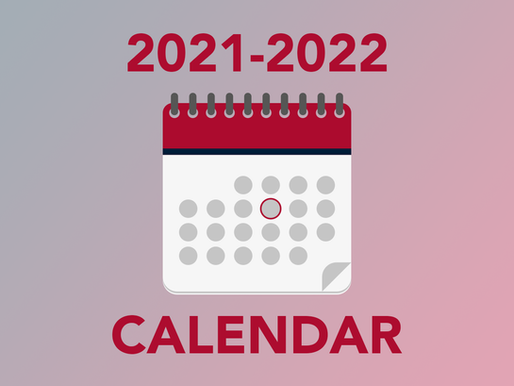 Board Approves 21-22 School Year Calendar