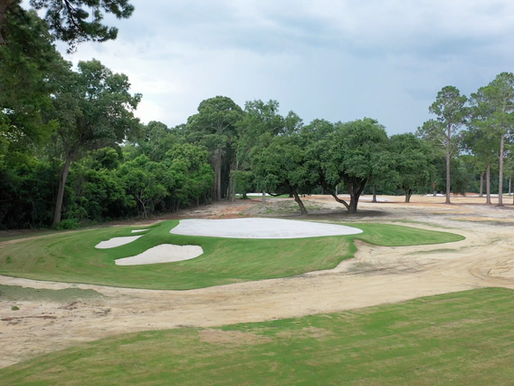 Tee to green flyovers of #5, 10, 11 and 12