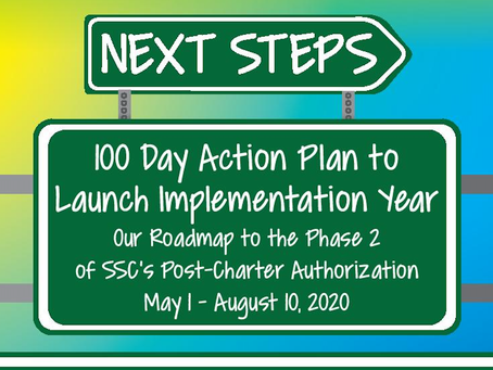 """Board Adopts 6 Goals as part of its """"Next Steps"""""""