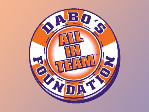 LSC Awarded $5,000 from Dabo's All In Team Foundation