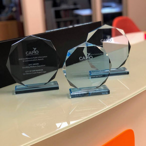 JPW collects four prestigious awards on behalf of clients