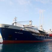 yacht carrier Deo Volente