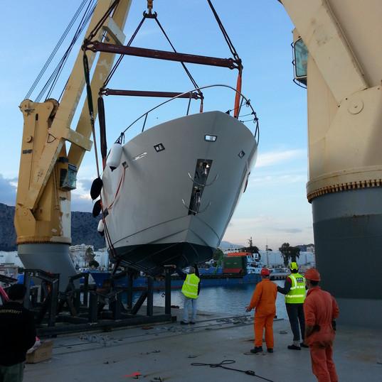 Starclass Yacht Transport