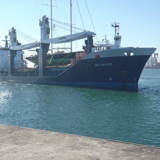 Starclass Yachttransport, Deo Volente in Sicily