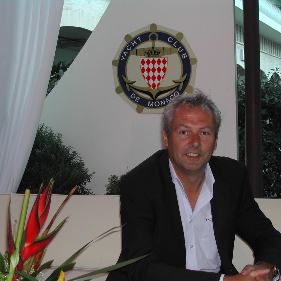 Jan te Siepe, Founder of Starclass yacht transport
