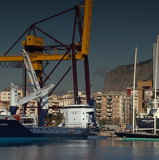 Starclass Yachttransport in Palermo with Deo Volente