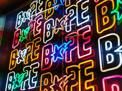 neon sign bope