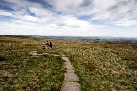 Yorkshire walking holiday