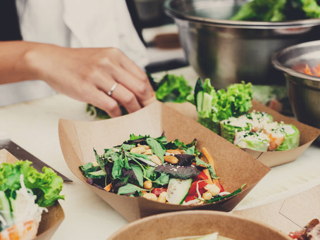 Healthy Fast-Casual Eateries