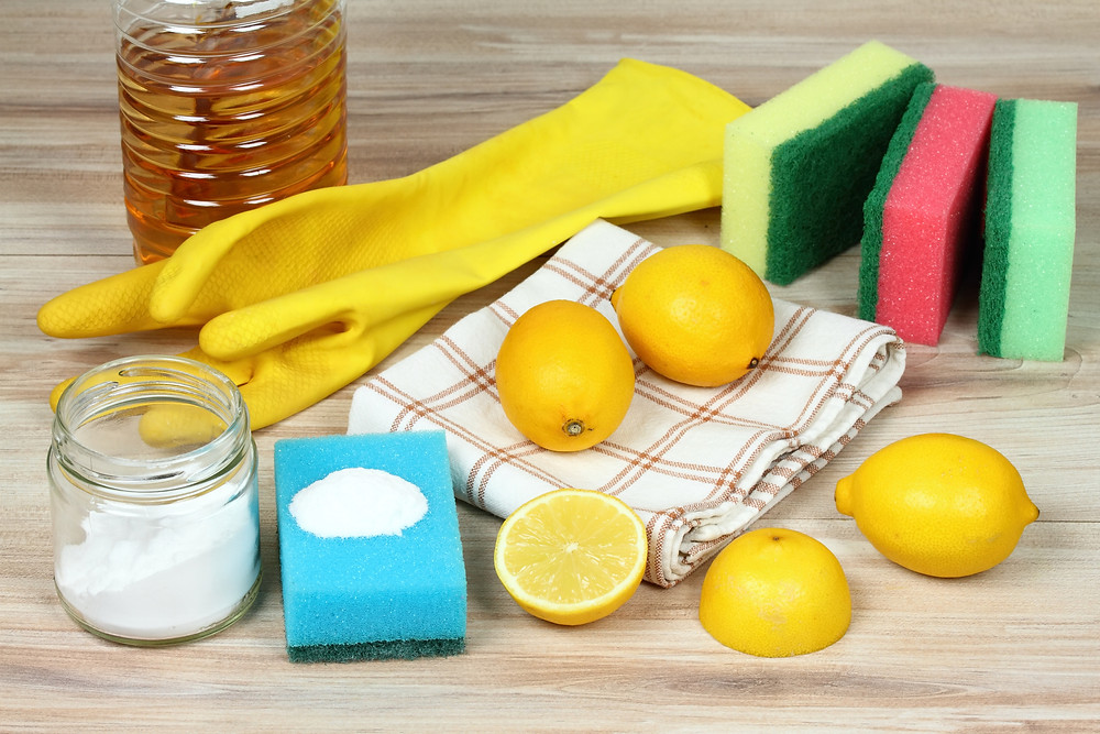 Lemon juice cleaning myths