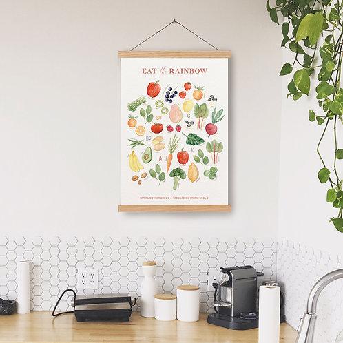 Vitamin Print Poster