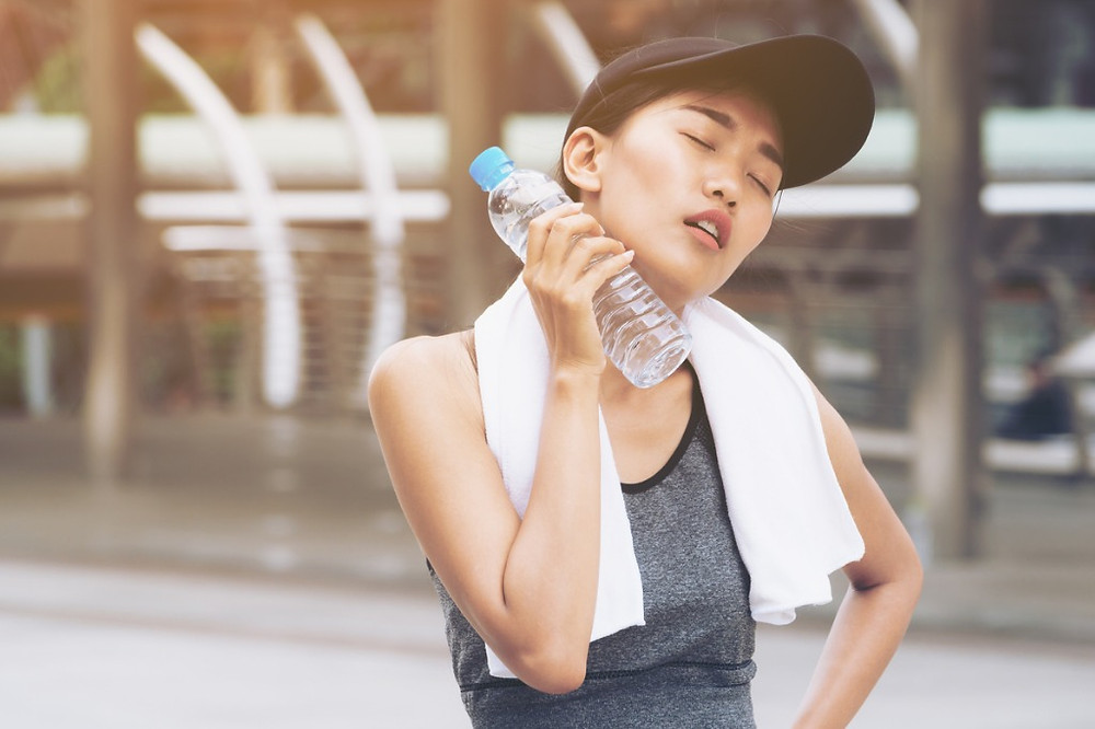 how to stay safe in the summer heat