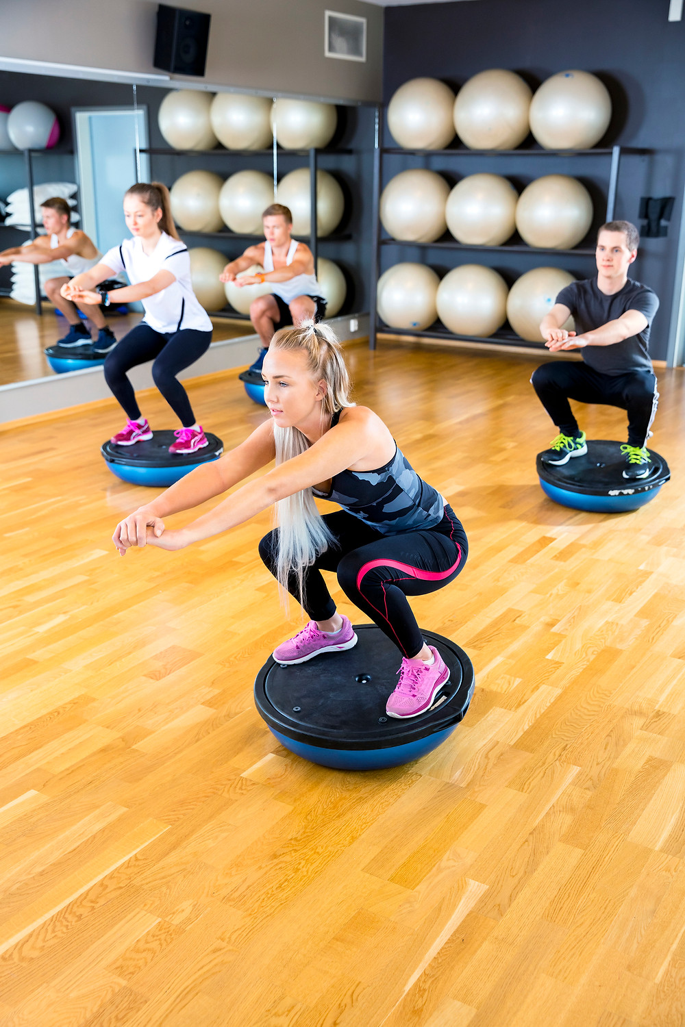 trends in exercise