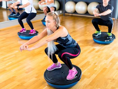 Exercise Trends Breakdown