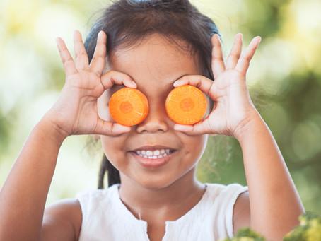 Healthy Vegetarian Tips for Kids