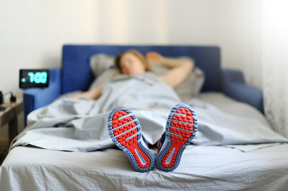 Don't sacrifice sleep for exercise
