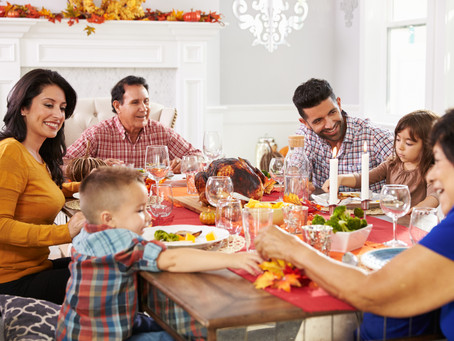 Handling the Holidays With Food Allergies