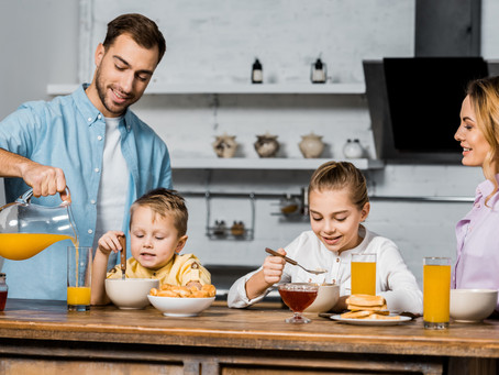 Why You Should Swap Your Child's Cereal