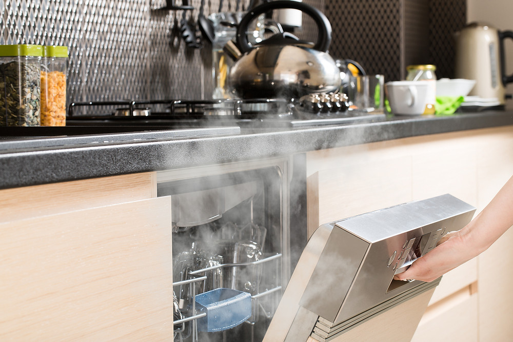 Cooking with your dishwasher