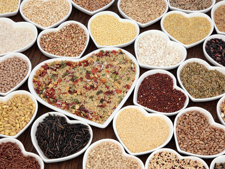 Ancient Grains Boost Nutrition