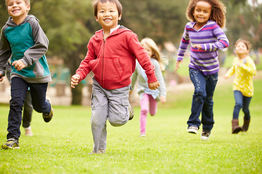 Active Play with Kids