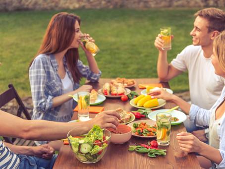 Make Eating a Social Event
