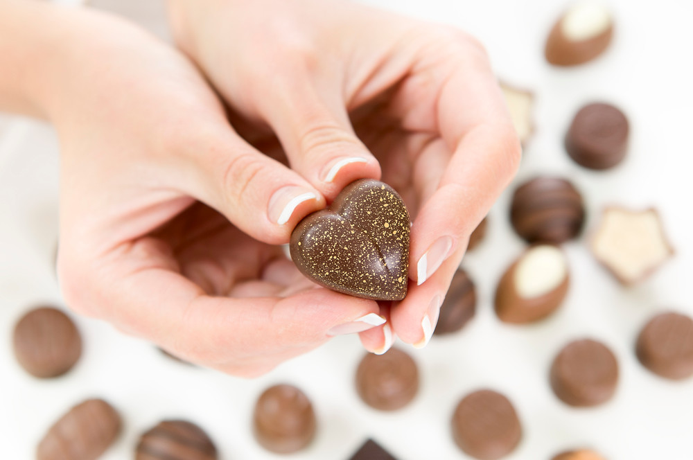 chocolate can be healthy