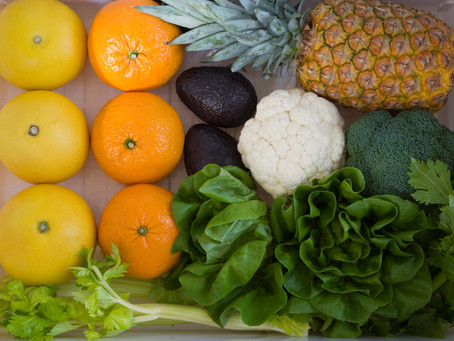 Feuding Fruits and Veggies