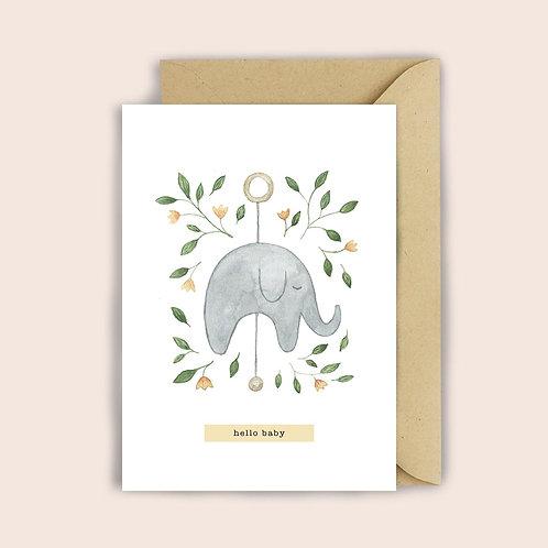 Elephant Music-Box