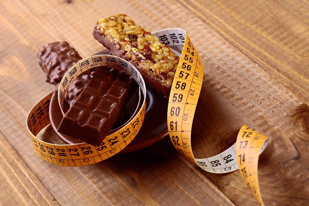 Hidden sugar in healthy foods