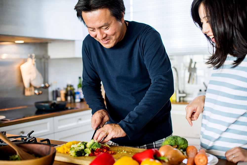 cooking healthy on a flexitarian diet