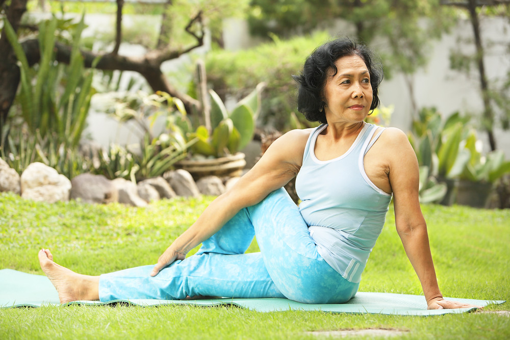 yoga can help prevent osteoporosis