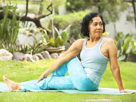 Yoga to Prevent Osteoporosis