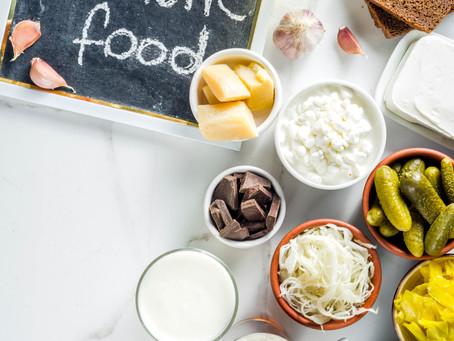 Probiotic Food Sources
