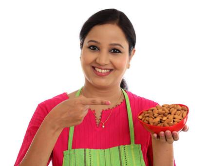 Almonds Promote Heart Health