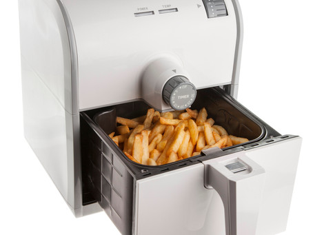 The Gadget That Makes Fried Foods Healthy
