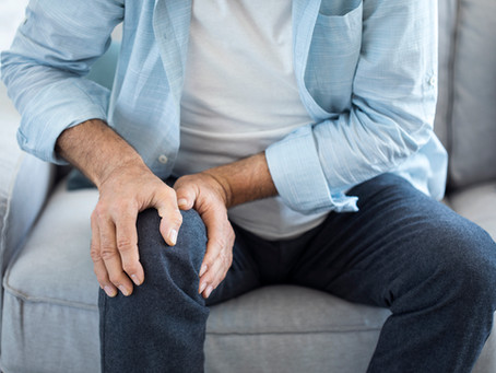 Ease Arthritis With Omega 3