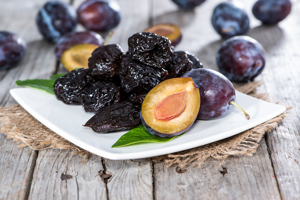 Eat Prunes for Healthy Bones