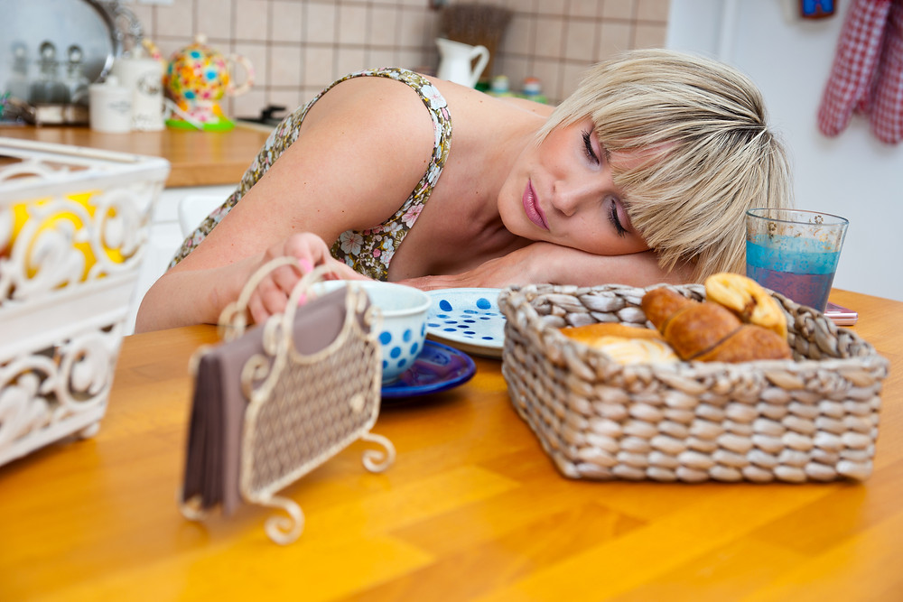 sleep can affect your diet