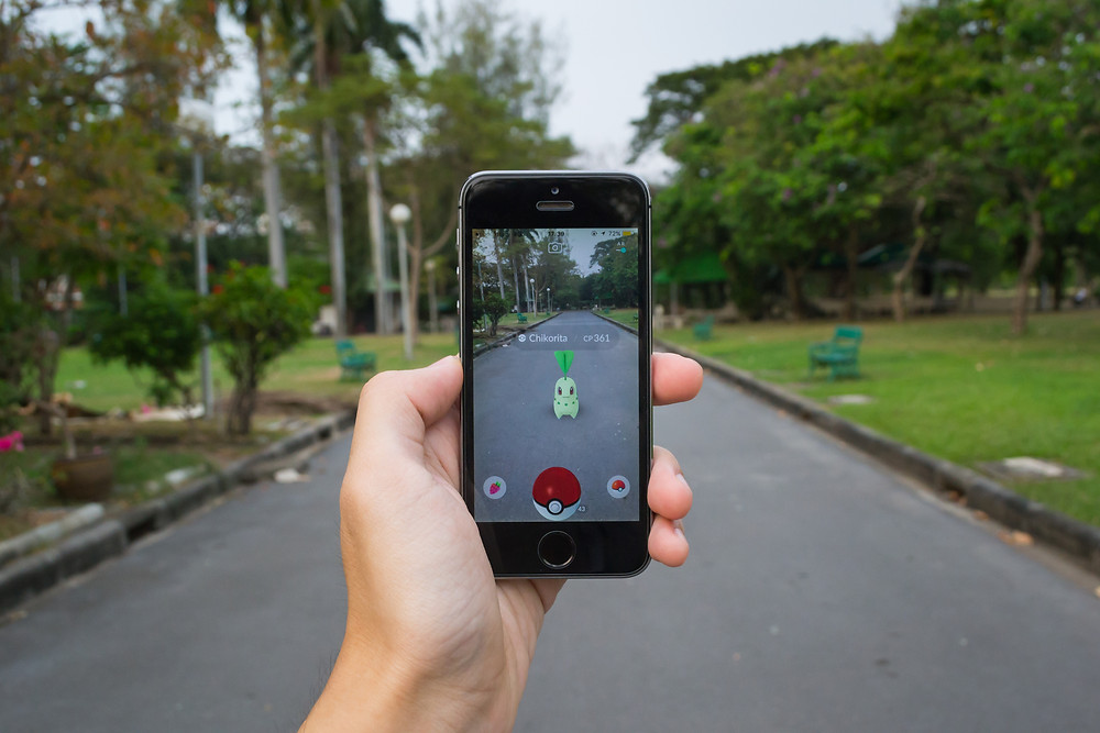 Pokemon Go for Better Health