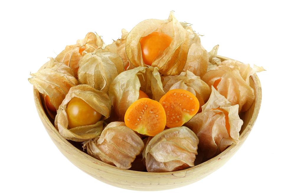 cape gooseberries for fiber