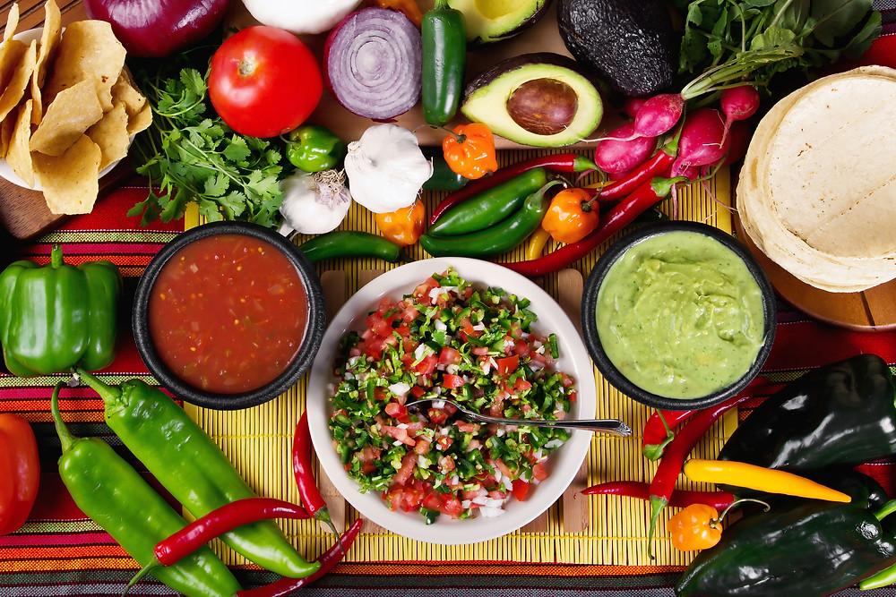 healthy Tex-Mex