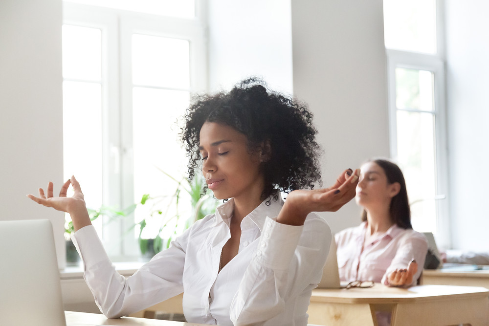 mindfulness has benefits at work