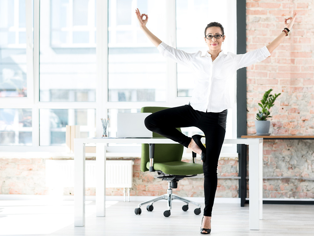 energized at work with mindfulness